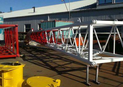 Offshore Crane Repair For Taqa Energy BV