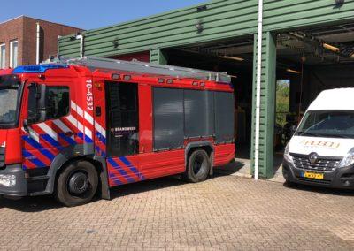 Inspecties Brandweer
